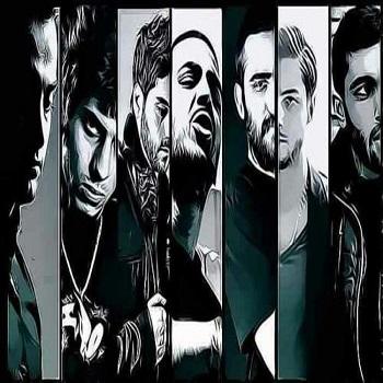 دانلود 20 آهنگ برتر تاریخ رپ فارسی